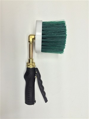 Fountain Brush Upper Assy - Straight Grip